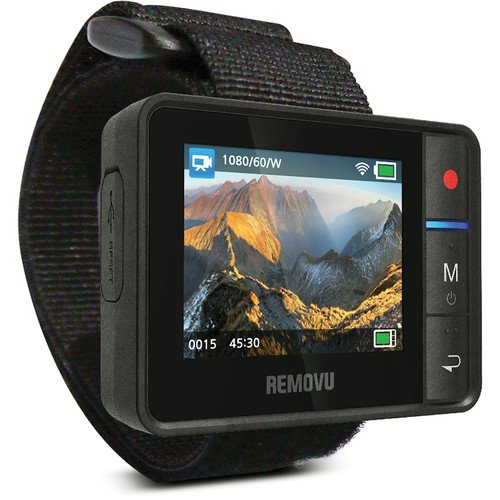 REMOVU R1: WiFi Live view + Remote for GoPro