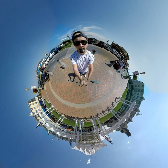 GoPro Little Planet