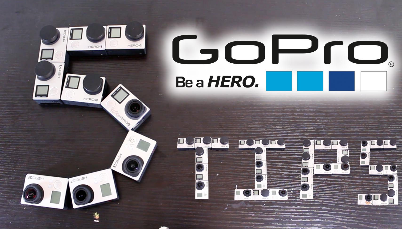 5 GoPro Tips and Tricks