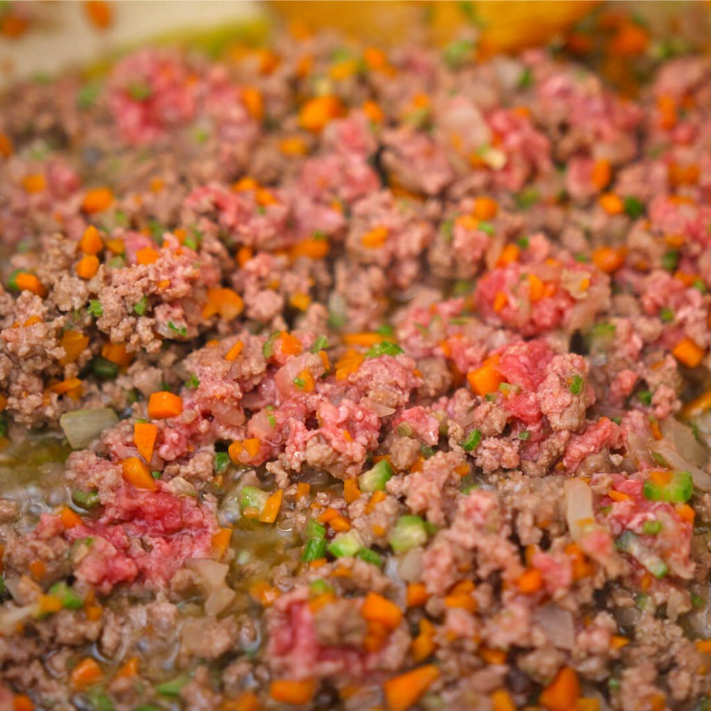 bolognese meat